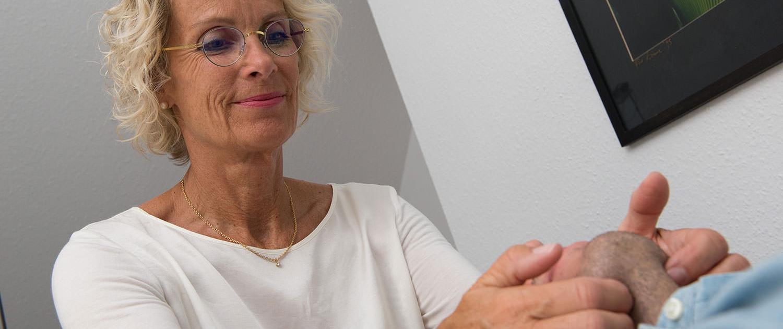 Logopädin Ariane Porzelius, München